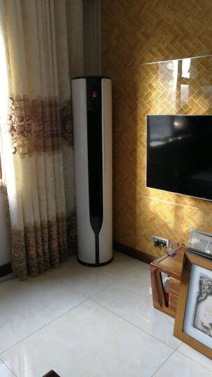 ?海尔(Haier)空调柜机3匹节能静音除湿圆柱立式柜机空调 晒单图