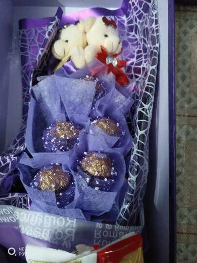费列罗巧克力费列罗花束礼盒装七夕情人节生日节日礼物送女友送朋友 晒单图
