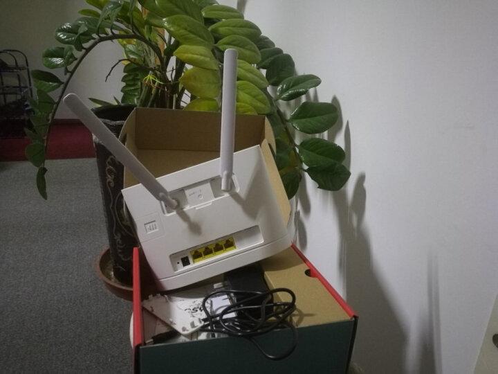 华为(HUAWEI)4G路由器2Pro/B311插卡流量无线转有线宽带工业CPE上网宝 基础版-B311【4G全网通 】1个网口 晒单图