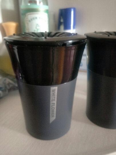 E路驰 汽车用香膏进口固体香水空气清新剂除异味香薰车载香膏 黑莓香+海洋香 晒单图
