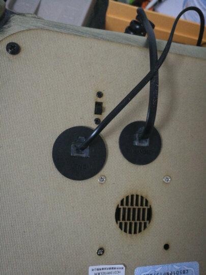 渴望(crave)F015/海洋之星 仿古电话机 复古固定座机 欧式电话 青古铜高级 晒单图
