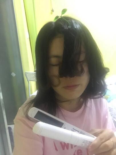 松下卷发棒 卷/直两用卷发直发夹板 刘海烫发美发卷发器直发器直板夹 EH-HV10-K495 晒单图