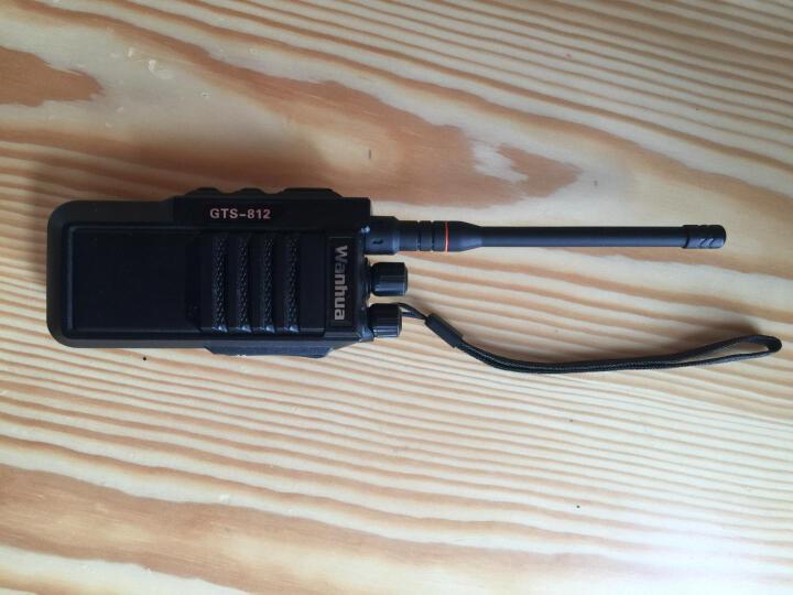 万华(Wanhua) 万华 GTS-812 专业商用手台对讲机(含耳机) 官方标配215 限时特价促销 晒单图