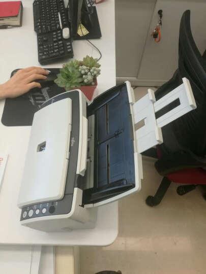 富士通(Fujitsu) Fi-6130Z高速高清A4自动双面馈纸扫描仪升级款 晒单图