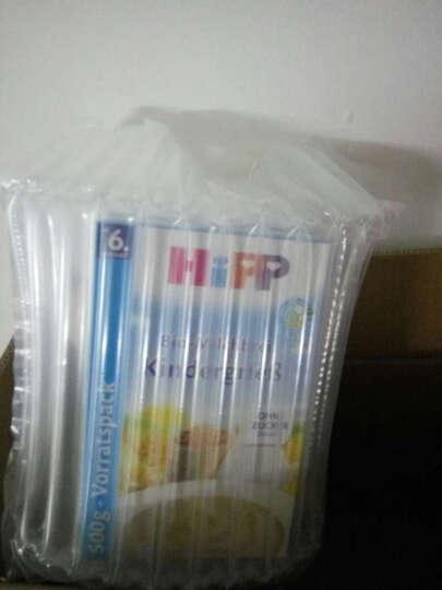 喜宝(HiPP) 德国喜宝Hipp 有机米粉 婴儿米糊 宝宝辅食(新旧包装随机发) 香草高钙铁锌多种杂粮米粉(6月+)500g 2盒 晒单图