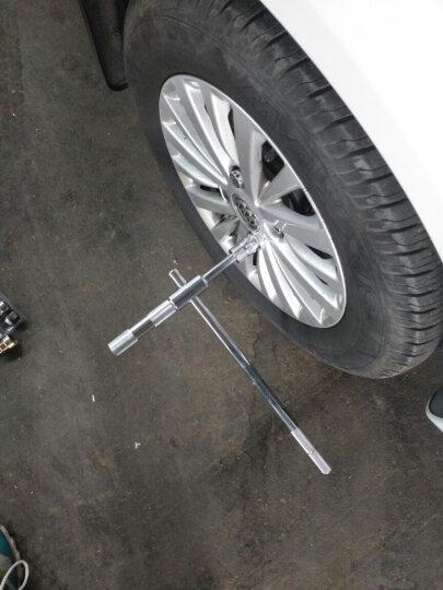 百景堂 福特轮胎防盗螺丝 螺栓 螺母 汽车轮毂轮胎防盗螺母杆 梅花型5+2 奔腾B50 B70 B90 X80本田思铂睿歌诗图 晒单图