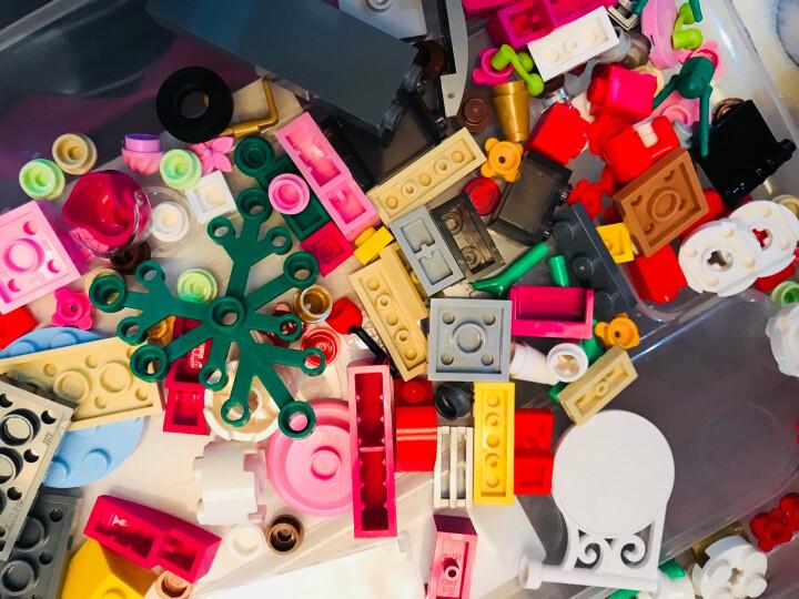 乐高 玩具 好朋友 Friends 6岁-12岁 心湖城纸杯蛋糕咖啡厅 41119 积木LEGO 晒单图