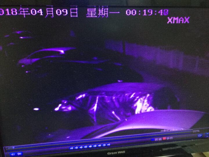 雅视威(YESTV)数字高清网络监控摄像头 红外夜视手机远程家用监控器 摄像机探头室外防水 1080P200万 焦距4mm 晒单图