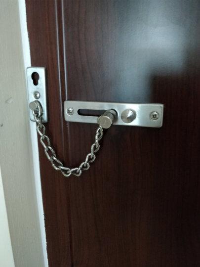 塑钢窗锁铝合金窗户防盗锁不锈钢门窗安全锁扣儿童防护锁平开窗扣 儿童安全窗锁 晒单图