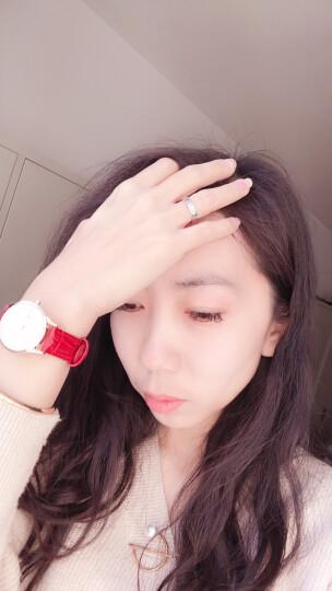 依伦(EREN)手表女士超薄简约时尚休闲石英韩版防水皮带学生新款腕表抖音快手网红同款 E9309L钢带 晒单图