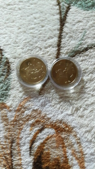 广博藏品 2003-2014年一轮十二生肖流通纪念币 1元面值贺岁纪念币 2013年蛇年 晒单图