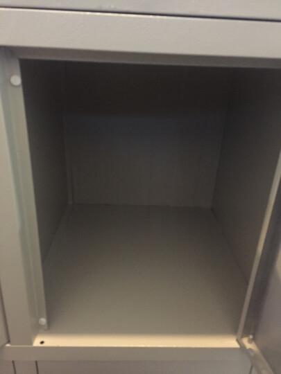 中伟十五门更衣柜铁皮柜浴室衣柜员工柜鞋柜多门柜碗柜 晒单图