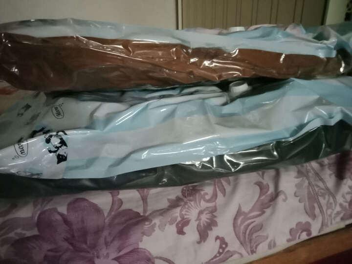 收纳总动员 压缩袋10件套真空压缩袋被子衣物收纳袋羽绒服+抽气泵 晒单图