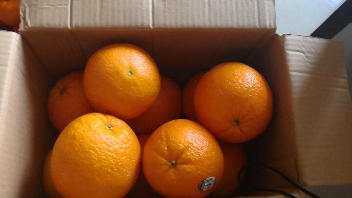 新奇士Sunkist 进口小柑橘 20个装 单果重约40-60g 新鲜水果 晒单图