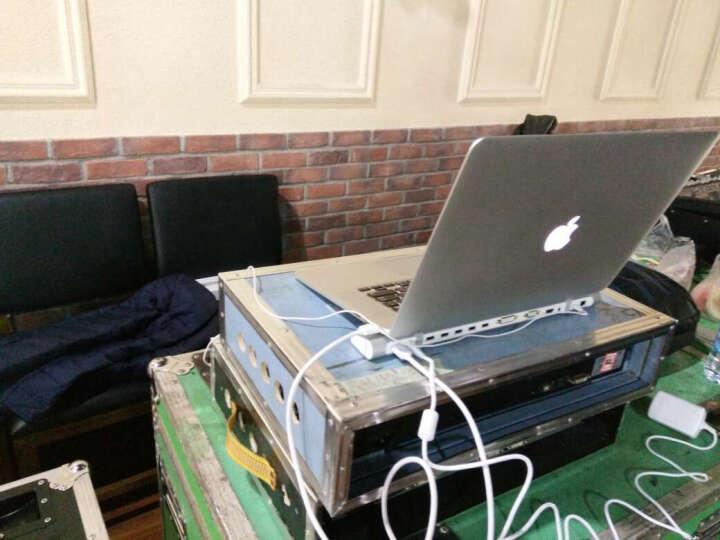 绿联(UGREEN)苹果Mac电脑扩展坞 HDMI/VGA千兆网卡USB分线器3.0读卡多功能高清转换器 音频声卡转接头 40258 晒单图