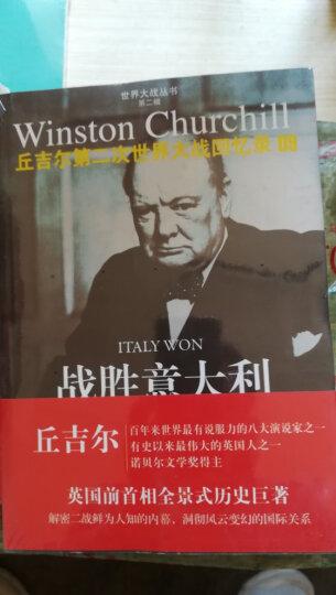 世界大战丛书·丘吉尔二战回忆录06:战争临到美国 晒单图