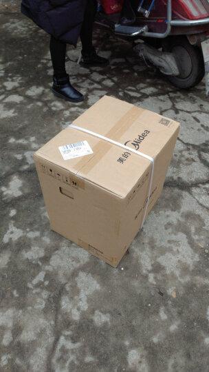 美的(Midea)WQS50B10电压力锅双胆智能饭煲高压锅3人-6人 红色 晒单图