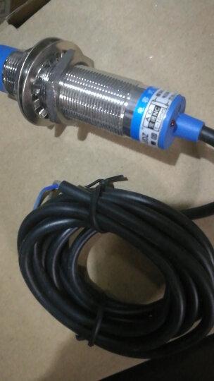 中国沪工 LJC18A3-B-J/EZ 电容式 接近开关 传感器 交流常开 黄色 普通 晒单图