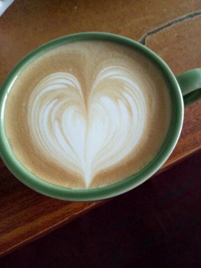 华迅仕(Fxunshi)意式咖啡机 全自动家用咖啡壶小型商用奶泡机双杯意式咖啡机 基础款 晒单图