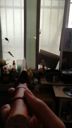 禅云阁 保真桃木剑摆剑 镇家桃木家居装饰桃木剑工艺品 客厅祈福桃木剑摆件 桃木雕刻挂件木质雕刻礼 精品桃木摆剑 晒单图
