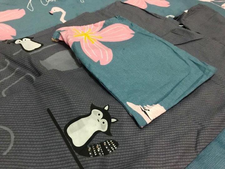 北山狼(BSWolf)隔脏睡袋酒店出差旅行夏季成人双人床单纯棉便携式单人 绅士80*210cm 晒单图
