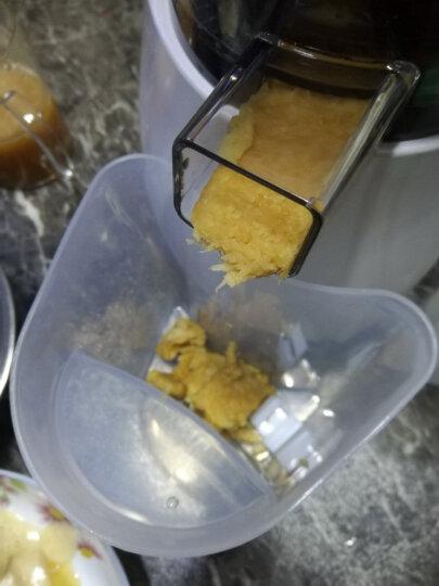 美的(Midea)原汁机 可做冰激凌 家用榨汁机WJS1251E 晒单图