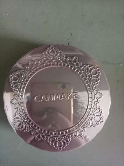 【官方正品】CANMAKE /井田日本棉花糖粉饼珠光控油定妆蜜粉饼珍珠粉 PN 晒单图