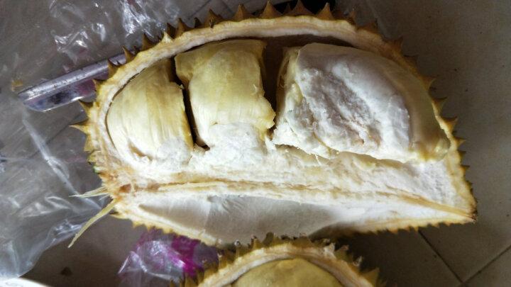 泰国进口新鲜带壳金枕头榴莲水果 (4-5斤)2kg-2.5kg 晒单图