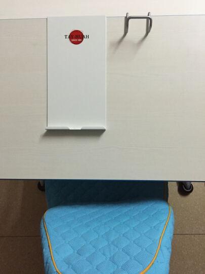 幸福果 Happiness Fruit 达芬奇书桌 K4 儿童可升降倾斜学习写字桌 电脑桌 白橡木蓝色 晒单图