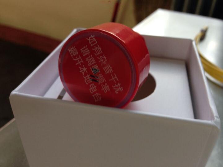 喜马拉雅好声音随车听车载mp3播放器蓝牙FM发射器点烟器式USB车充AD985 红色 晒单图