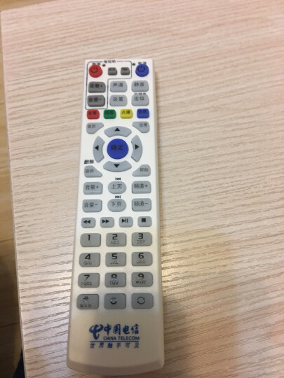 OMETTER 中国电信华为EC1308 EC2108 IPTV网络电视机顶盒遥控器 晒单图