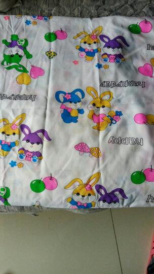 足米绵绸棉绸人造棉布料卡通宝宝布料夏季服装布料夏凉被睡衣布料 黑白波纹(1米价) 晒单图