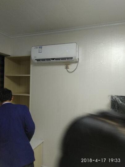 美的(Midea)大2匹 风淳 远距离送风 WIFI智能操控 冷暖立柜式客厅空调柜机KFR-51LW/WPCD3@ 晒单图