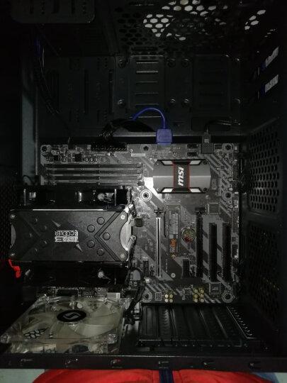 绿联(UGREEN)Mini DP转HDMI/VGA二合一转换器 Surface扩展坞 雷电接口苹果Mac电脑转接电视显示器 黑 10439 晒单图