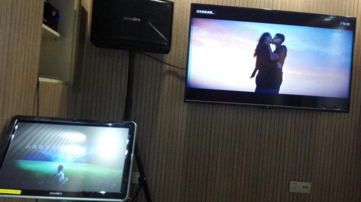 声文(SENGVEN) K20点歌机 家庭影院ktv音响套装功放组合 卡拉ok点唱机家用 台式全新升级双系统K歌全套 3T硬盘 晒单图