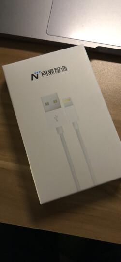网易严选 网易智造苹果快充数据线充电线适用于苹果设备通用MFI认证 iPhone充电线 2米 晒单图