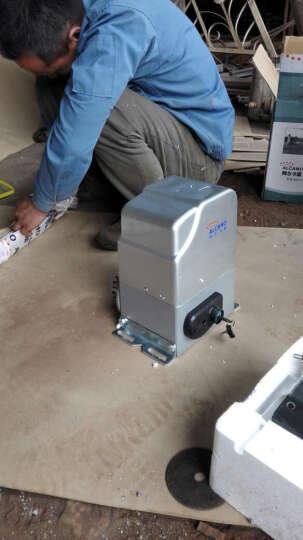阿尔卡诺(ALCANO)370瓦直线平移门一体机电动遥控开门机平开门别墅电动门机平移门电机马达 370瓦分体机 晒单图