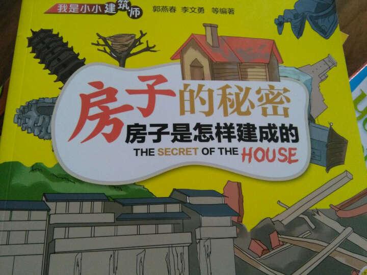 我是小小建筑师·房子的秘密:房子是怎样建成的 晒单图