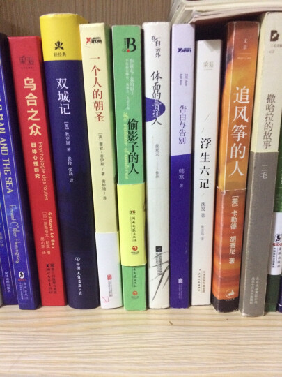 呼啸山庄(买中文版全译本赠英文原版 套装共2册) 晒单图