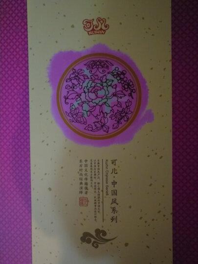 可儿娃娃(Kurhn)中国公主系列 文成公主和亲 古装娃娃 女孩玩具生日礼物 10关节体 晒单图