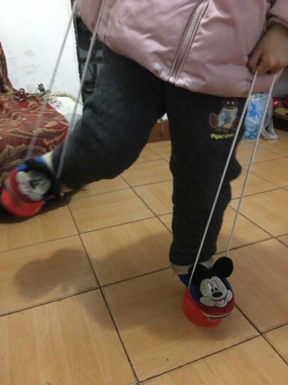 育龍(Yulong) 包邮幼儿园户外玩具笑脸 踩高跷鞋早教儿童感统平衡 训练运动体育器材 笑脸绿色 晒单图