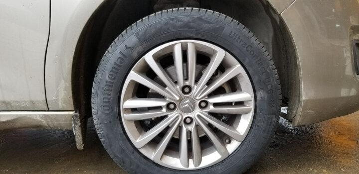 德国马牌(Continental) 轮胎/汽车轮胎 215/55R16 93V UC6 适配迈腾/奥迪A4/沃尔沃S60L/蒙迪欧/荣威550 晒单图