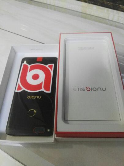 努比亚(nubia)Z17mini 黑金色 6GB+64GB 全网通 移动联通电信4G手机 双卡双待 晒单图