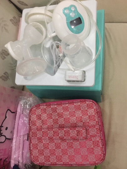 好女人 储存袋  母乳冰袋 冷藏背奶 带120ml标口储奶瓶4个 晒单图