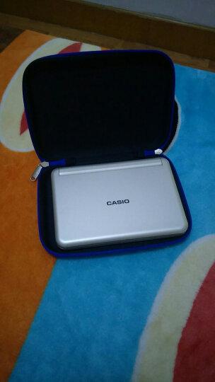 卡西欧(CASIO)E-G300WE 电子词典 日英汉辞典、日语学习、能力考、雪瓷白 晒单图