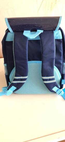美旅AmericanTourister双肩背包IP联名款 卡通男女童儿童书包Jimmy几米漫画可爱大容量 BI0*003深蓝色 晒单图