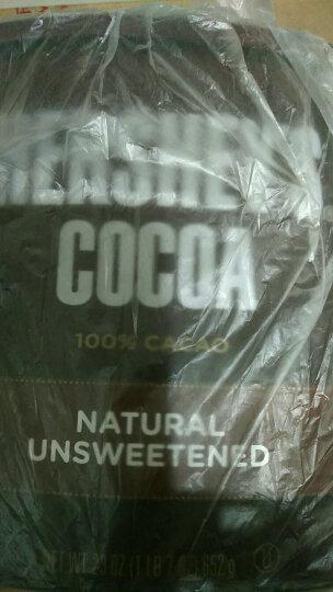 美国进口好时可可粉652g大罐 脱脂热巧克力粉/纯可可粉 冲饮烘焙 限区包邮 晒单图