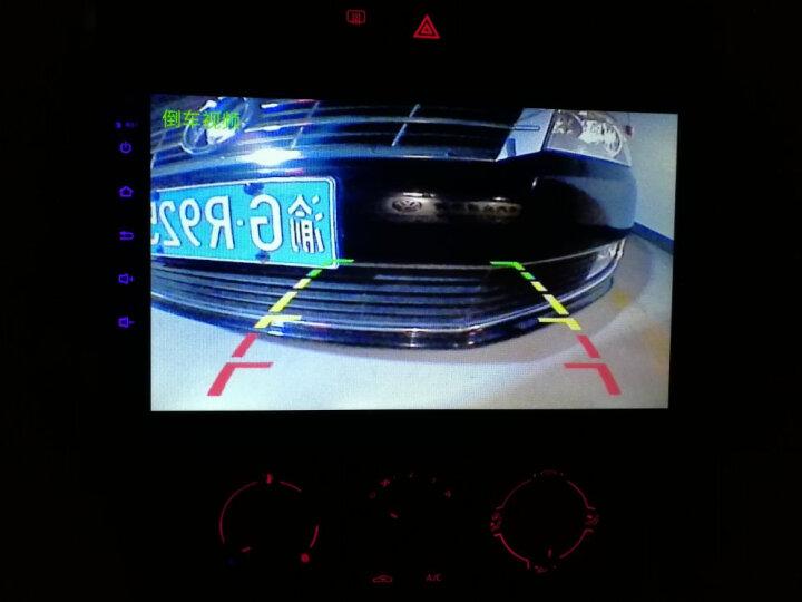 鸿帆 大众新桑塔纳宝来捷达 速腾朗逸POLO车载安卓大屏智能车机导航仪倒车影像一体机 Wifi版2+32G+倒车后视+安装 晒单图