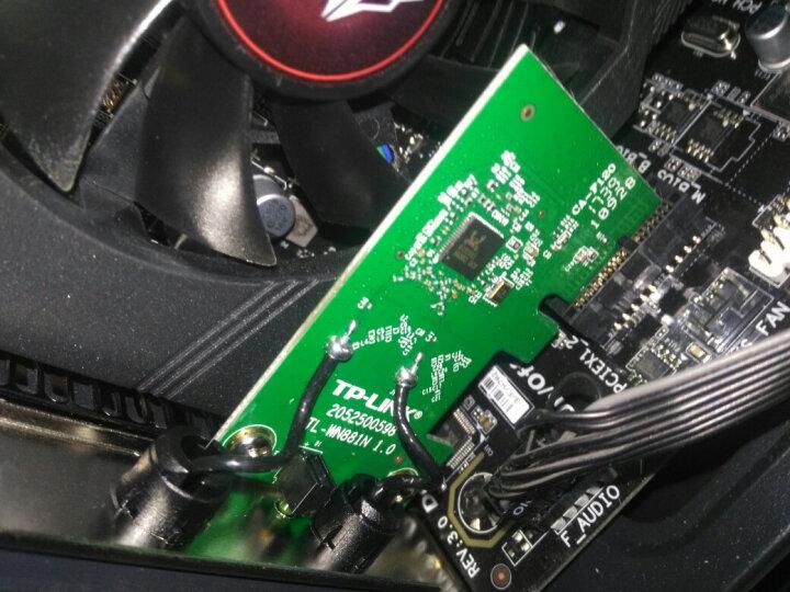 航嘉(Huntkey)额定600W JUMPER600电源(单路45A/主动PFC/双管正激/全电压/背部走线) 晒单图