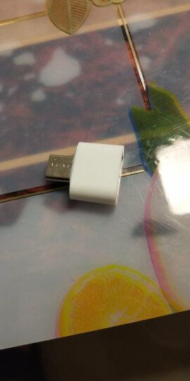 蜂翼 USB 2.0 A母转Type-C转接头 安卓数据线转接头 手机OTG平板读卡器U盘连接线 优雅白 晒单图